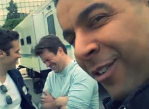 Nathan,Jon and Seamus-BTS