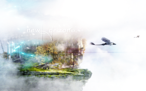 New Horizons - HQ wallpaper