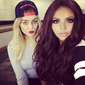 New Jesy and Perrie selfie