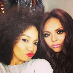 New picture of Leigh - Anne and Jesy