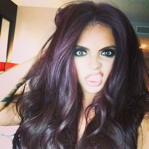 New selfie Jesy posted on Instagram ❤