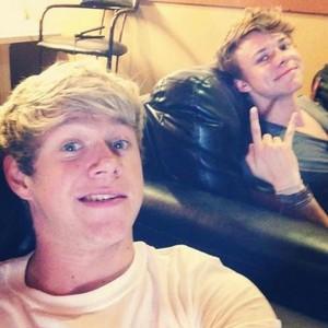 Niall and Ash