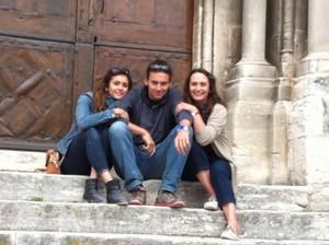 Nina - Avignon, France - May 2014
