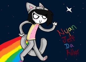 Nyan Jeff Da Killer