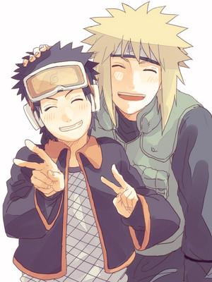 Obito and Minato