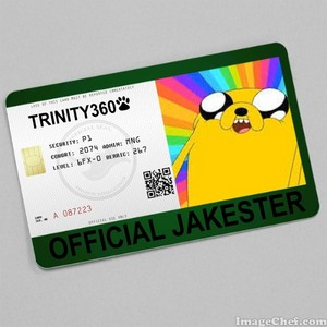 Official Jakester ID for Trinity360