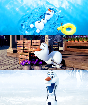 Olaf pictures