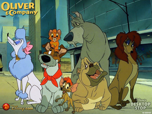 Oliver and Company group