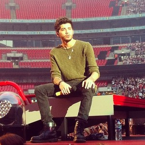 One Direction, Where We Are Tour লন্ডন (07.06.2014) - x
