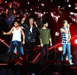One Direction, Where We Are Tour Luân Đôn (07.06.2014) - x