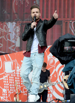 One Direction perform live at Radio 1's Big Weekend at Glasgow Green in Glasgow, Scotland - May 24