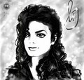 Onetime Disney Actor, Micheal Jackson - disney fan art