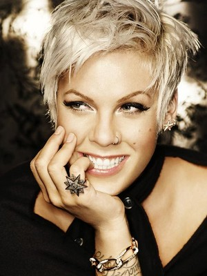 P!nk 写真 Shoots, and Pictures
