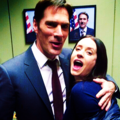 Paget Brewster and Thomas Gibson - Different Crop