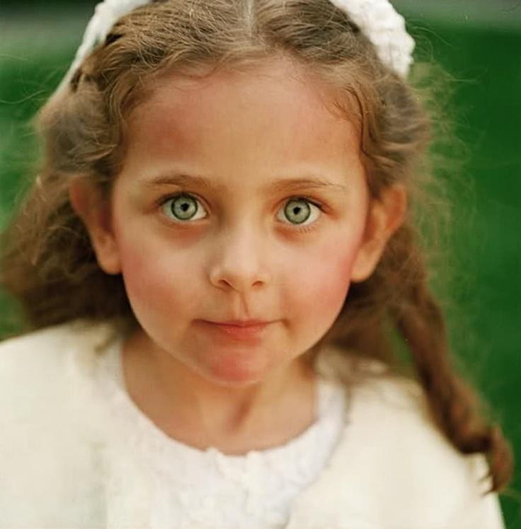 Paris As A Little Girl