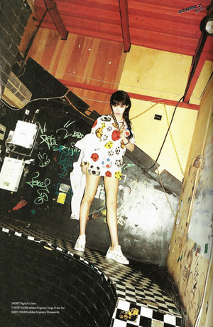 Park Bom for Adidas x Maps