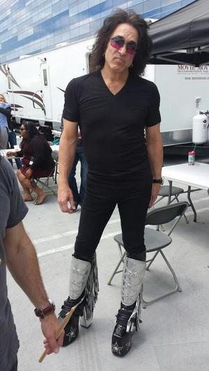 Paul Stanley on American Idol 2014