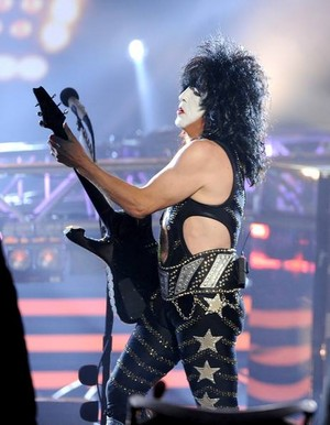 Paul Stanley on American Idol 2014