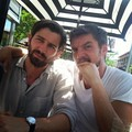 Pedro Pascal and Michiel Huisman - game-of-thrones photo