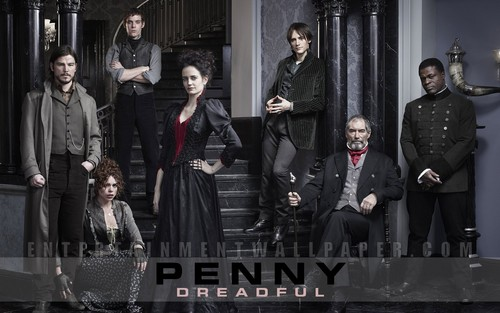 Penny Dreadful wallpaper containing a business suit and a well dressed person entitled Penny Dreadful wallpaper