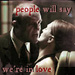 People will say we're in love - dr-hannibal-lecter-and-clarice-starling icon