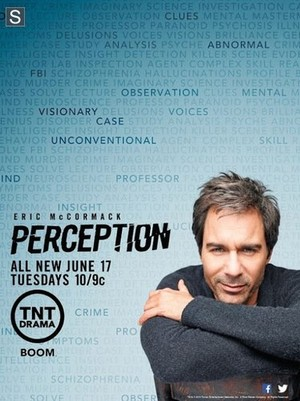 Perception Season 3 Poster