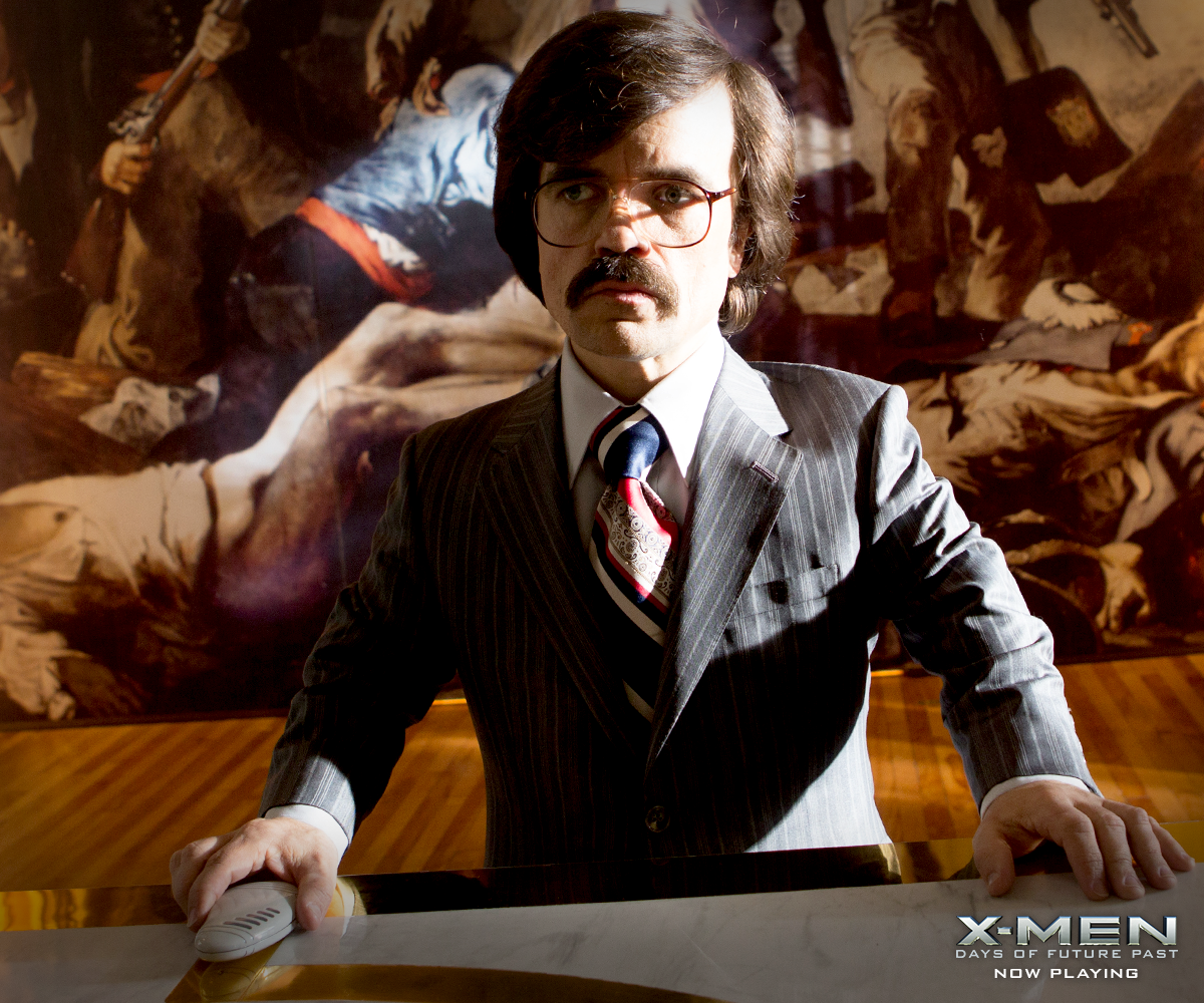 Peter Dinklage as Bolivar Trask in X-Men