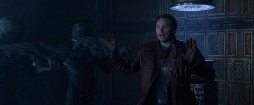 Guardians of the Galaxy 바탕화면 titled Peter Quill