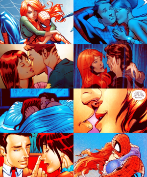 Peter and MJ picspam
