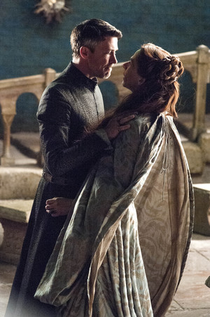 Petyr Baelish and Lysa Arryn