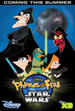 Phineas and Ferb 星, つ星 Wars