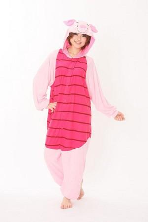 Piglet onesie