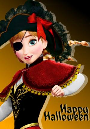 Pirate Anna