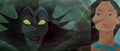 Pocahontas and Malificent - pocahontas photo