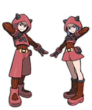 pokemon Omega Ruby and pokemon Alpha Sapphire Team Magma