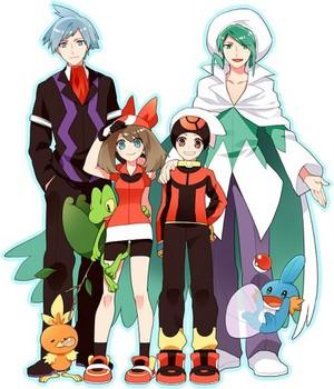 Pokemon zamrud, emerald