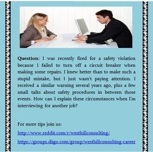 Poor safety record can hurt job procurar