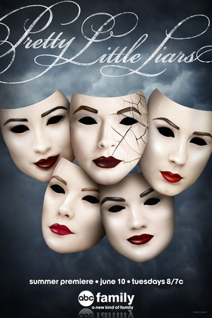 Pretty Little Liars Season 5 Promotional Poster