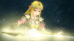 クイーン Zelda in Hyrule Warriors