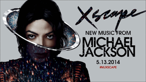 "Promo Ad For The 2014 Postumous Release, ""Xscape"""