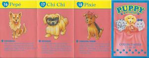 子犬 in my Pocket Vintage Collectafile