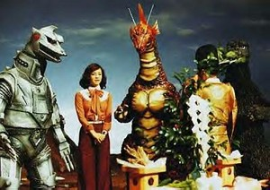 Purifying the set of Terror of Mechagodzilla