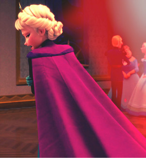 Queen Elsa of Arendelle