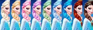 arc en ciel Elsa
