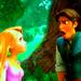 Rapunzel and Flynn - flynn-and-rapunzel icon