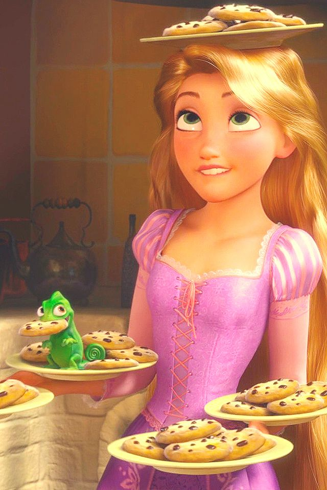 Rapunzel And Pascal Princess Rapunzel From Tangled Photo 37185928 Fanpop Page 4