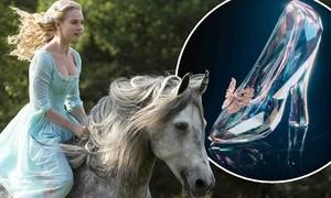 Real Life Disney Cinderella 2015 image