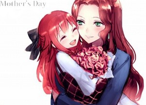 Rene and her Mother