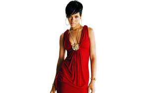 Rihanna ELLE 2008