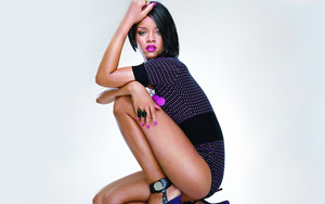 Rihanna for FHM 2007